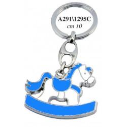 Portachiave cavallo a dondolo