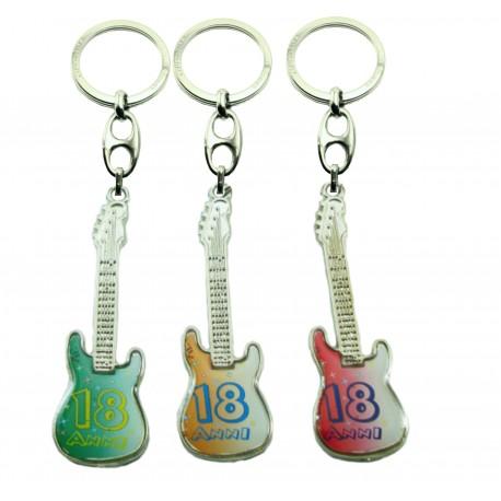 Portachiavi chitarra