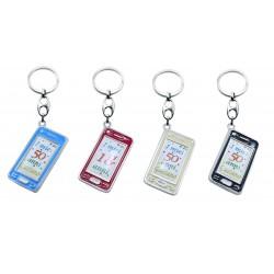 Portachiave smartphone personalizzato
