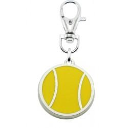 CIondolo palla tennis