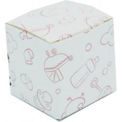 Scatoline portaconfetti a forma di busta per Nascita